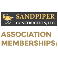 Sandpiper Builders - Association Memberships